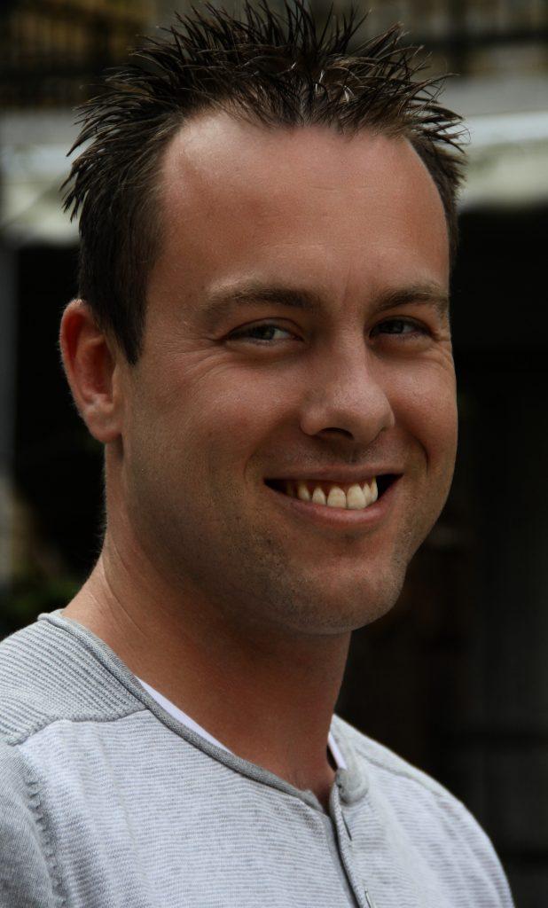 Christian van Grinsven – Secretaris